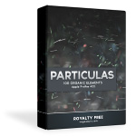 Particulas: Cinematic Dust Effects
