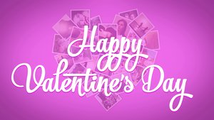Valentines Day | Sony Vegas Template