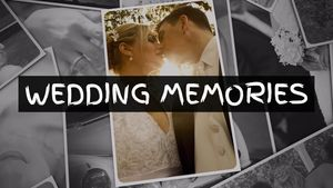 Wedding Memories | Sony Vegas Template